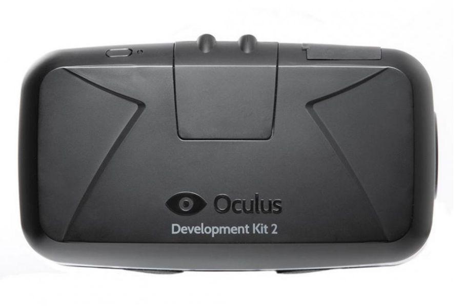 Oculus Rift DK2 (1)