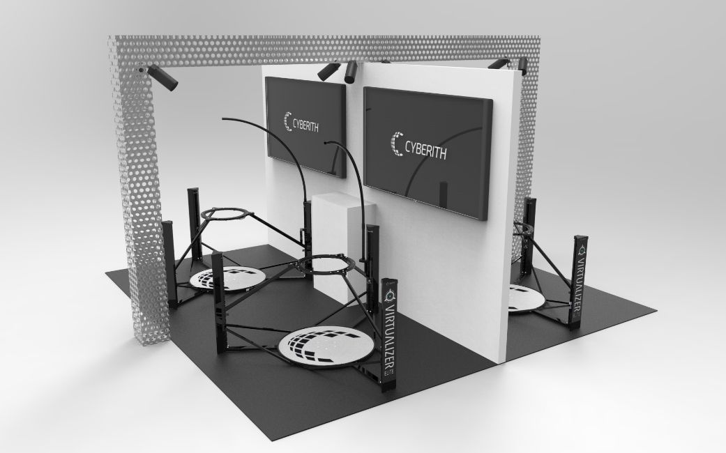 Cyberith Virtualizer (1)